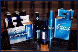 How Many Calories In Bud Light Platinum Blue Bottles For The Garden And Beer Bread Flea Market Gardening