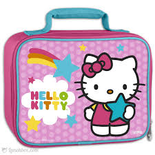 kitty lunch boxes lunchbox