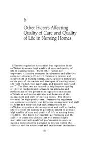 high resolution nursing home care plans 10 home care plan 6 other factors affecting quality of care and quality of life in