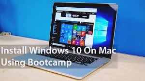 install windows 10 without bootc to install windows 10 on mac using bootc