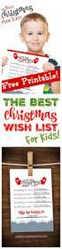 Printable Santa List Templates Best 20 Christmas List Printable Ideas On Pinterest Christmas