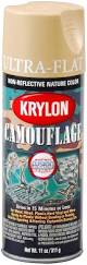 krylon k04295000 camouflage with fusion for plastic paint