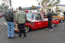 early rodders morning cruise in lacanada ca matt stone cars