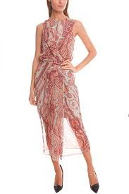 Drape Tunic Dress Zimmermann Designer Dresses Womens Dress Shop Com