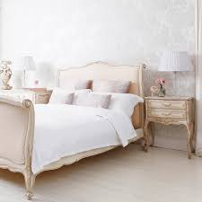 French Country Bedroom Designs French Country Bedrooms Majestic Wooden Canopy Bed Burlap Window