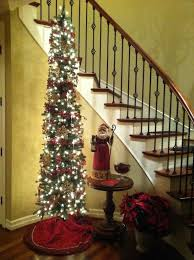 best 25 slim artificial trees ideas on