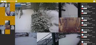recording video feed from an ip camera over a network stack overflow
