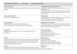 ks2 symmetry and tessellation scheme of work 4 fully resourced