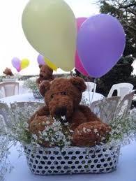 Teddy Bear Centerpieces by A Sweet Teddy Bear Party Sugar U0026 Spice Everything Nice