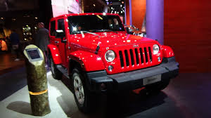 jeep wrangler unlimited interior lights 2016 jeep wrangler sahara exterior and interior iaa frankfurt
