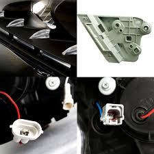 nissan altima 2015 daytime running lights led drl for 2013 2014 2015 nissan altima 4dr sedan projector black