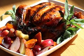 savory roasted apple bourbon bird recipes from a monastery kitchen