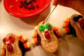 thanksgiving oreo turkey cookies recipe crafty kitchen turkey cookies craft buds