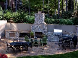 backyard stone patio pictures house design and planning