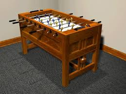 Free Woodworking Plans For Mission Furniture by Furniture Plans Blog Archive Foosball Table Plans Furniture Plans