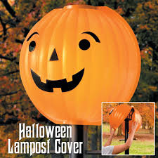 happy halloween cover photos halloween lamppost cover easy halloween halloween 2016 and