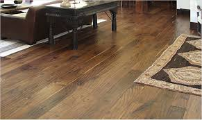scraped distressed textured floors