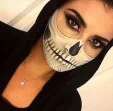 17 extraordinary and easy halloween makeup ideas kucing