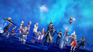 final fantasy dissidia final fantasy 11 26 稼働告知 trailer youtube