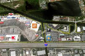 hollywood fl oakwood plaza north and south retail space kimco