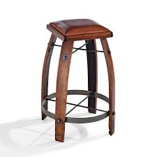 crate and barrel bar table barrel bar stools back swivel oak wine crate turner stool and