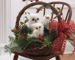 raz white owls trendy tree decor inspiration