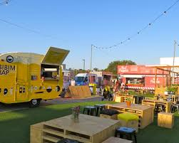 the food truck park in preston hip melbourne dining with kids