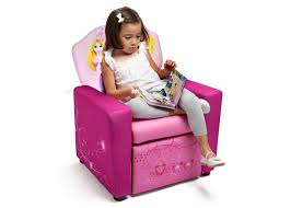 princess upholstered recliner chair delta children u0027s products