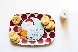 personalized christmas platter christmas platters