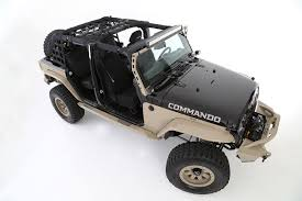 jeep concept vehicles dsi jeep commando wrangler concept debuted at moab up for auction