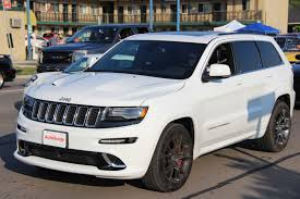 jeep grand cherokee srt white 2017 2015 jeep grand cherokee srt review autoguide com news