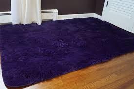 College Dorm Rugs College Plush Rug Downtown Purple Cheap Carpet Floor Essentials
