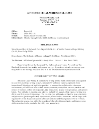 Sample Cover Letter For Law Legal Writing Sample Cover Letter Sample Cover Letter Law Law