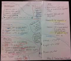 are study guides quadrilaterals study guide mrs e teaches math