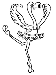 ballet coloring pages clip art library