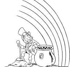 leprechaun coloring pages printable free leprechaun coloring pages 360coloringpages