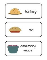 thanksgiving printables always handy learning is a treasure