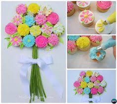 DIY Gorgeous Pull Apart Cupcake Cake Design Ideas Cupcake - Pull apart cupcake designs