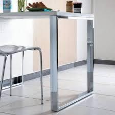 pied de table de cuisine rectangulaire accessoires de cuisine