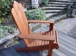 Redwood Adirondack Chair Martinez Lumber Company Redwood Furniture Products