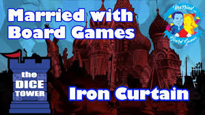 The Iron Curtain Speech Meaning by Iron Curtain Review With Married With Board Games Youtube
