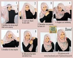 tutorial hijab segi empat paris simple tutorial hijab segi empat terbaru simple dan fashionable