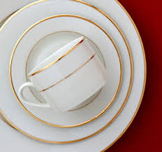 white china china be our guest