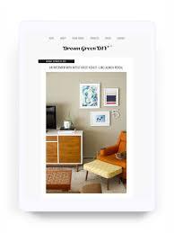 Little Green Notebook Blog by Press U2014 Kristi Kohut Studio