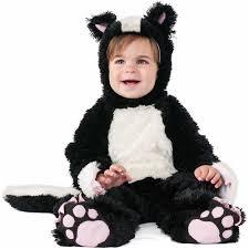 Walmart Halloween Costumes Toddlers Skunk Infant Halloween Dress Role Play Costume Walmart
