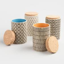 Storage Containers Jars Canisters