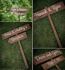 diy wedding signs a diy painted wedding signs bridalguide