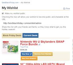 amazon wii u black friday 2017 planning for black friday bestblackfriday com