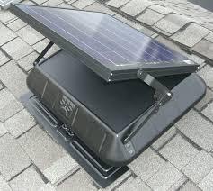 solar attic vent fan solar ventialtion by energy attic dallas plano texas
