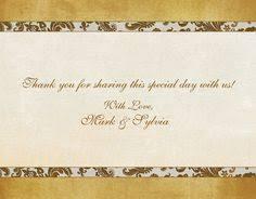 50th anniversary wedding anniversary thank you cards